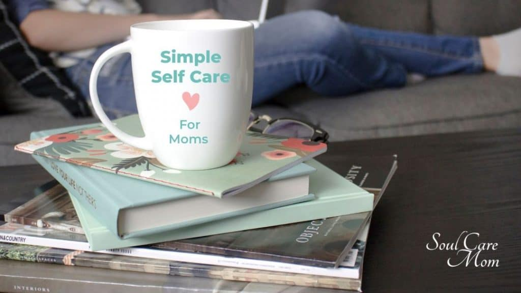 You can enjoy the Simple Self Care Course from the Comfort of Your Home
