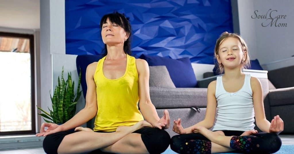 Breath Awareness Meditation - Soul Care Mom