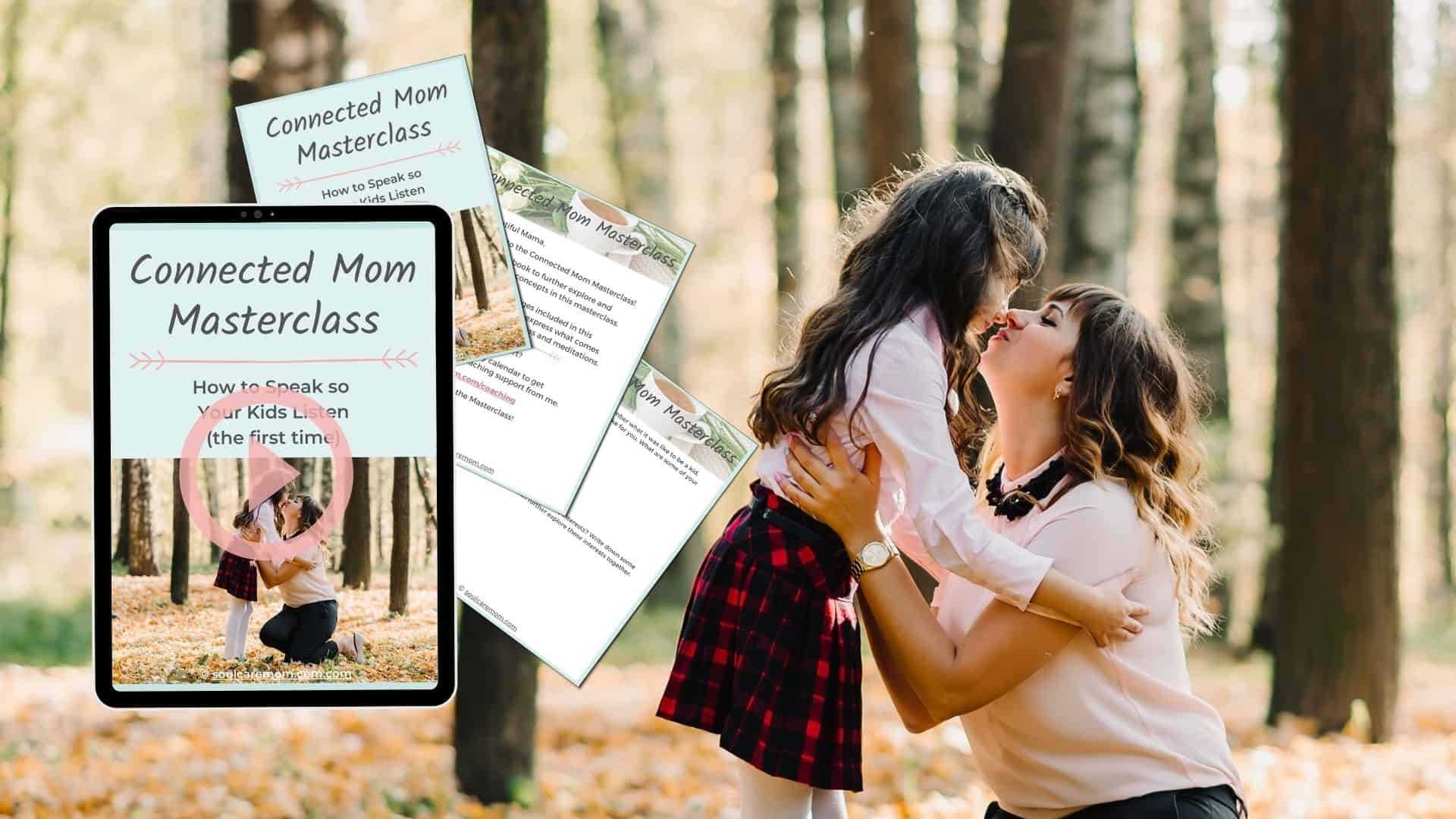 Bonus - Connected Mom Masterclass Bonus Mockup