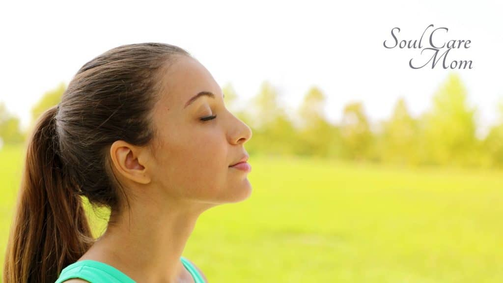 Stay Calm and Breathe - 1 Simple Way to Relax Your Body and Mind - Youtube - Soul Care Mom