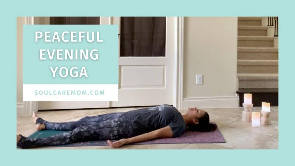 Evening Yoga Flow - Evening Yoga Practice