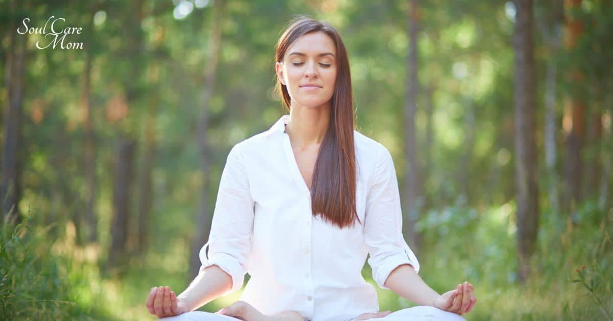 Guided Meditation for Moms - Soul Care Mom