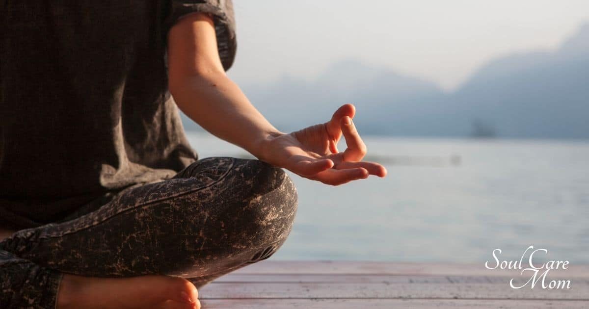Importance of Meditation - Soul Care Mom
