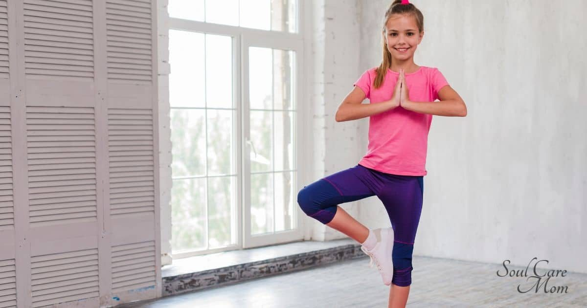 Yoga Poses for Kids - Soul Care Mom